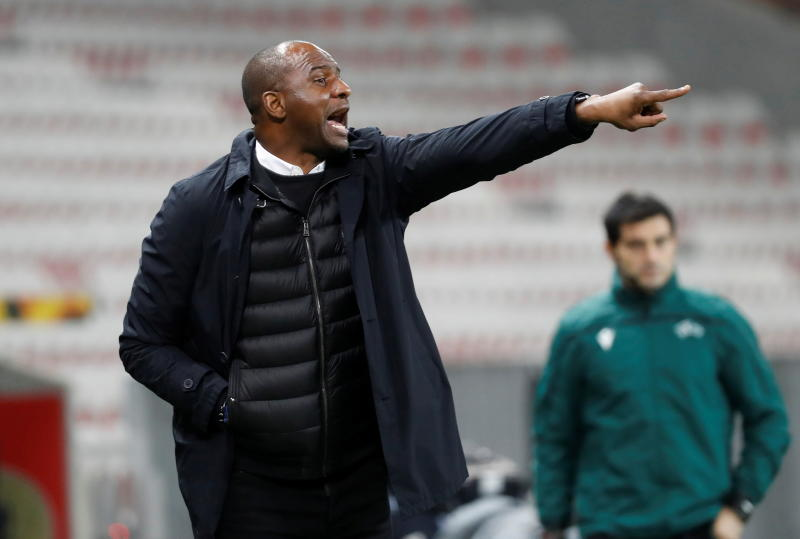 Crystal Palace appoint Arsenal legend Vieira as new manager