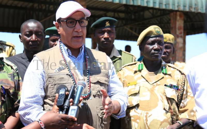CS Balala: KWS owes victims of human-wildlife conflicts Sh14b