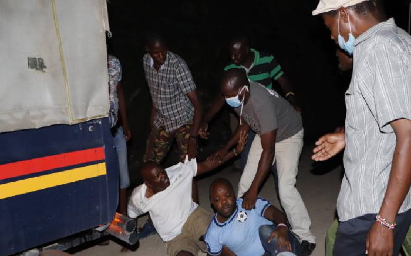 Man narrates curfew ordeal after being arrested three times in one night