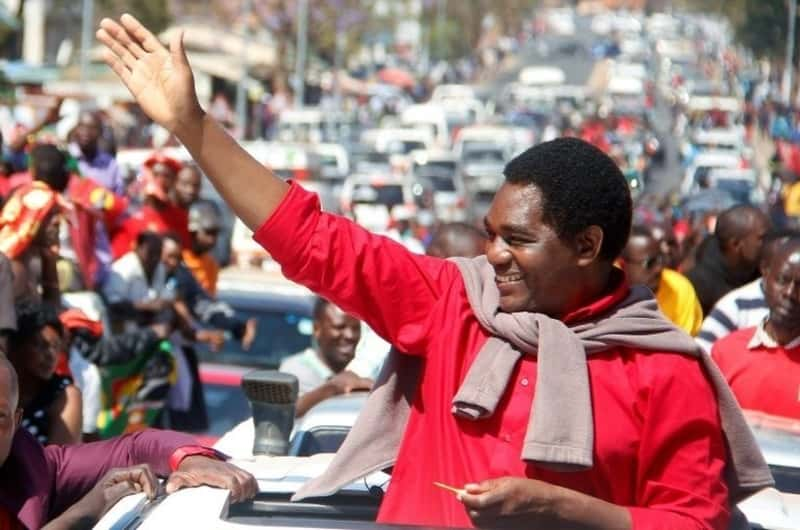Debt crisis to overshadow Zambia's high stakes election