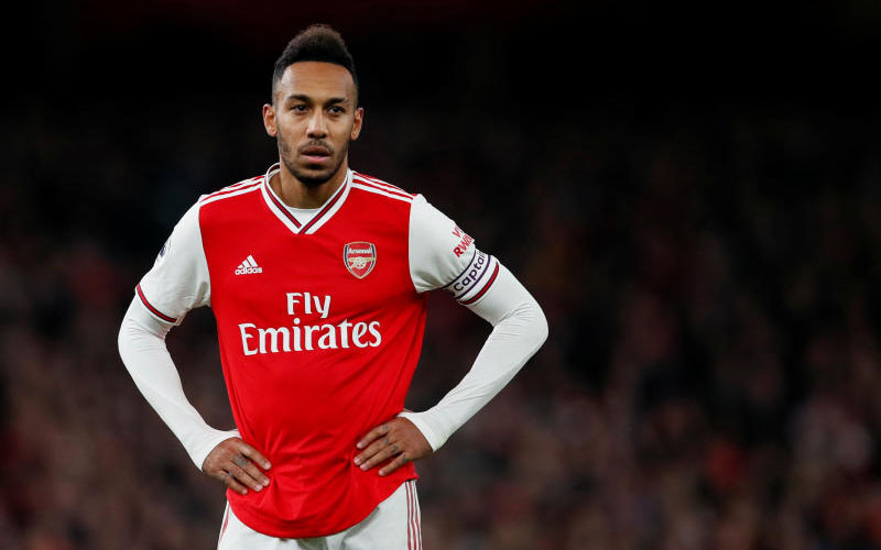 Decide on Aubameyang's future before June 15 – Real Madrid tell Arsenal