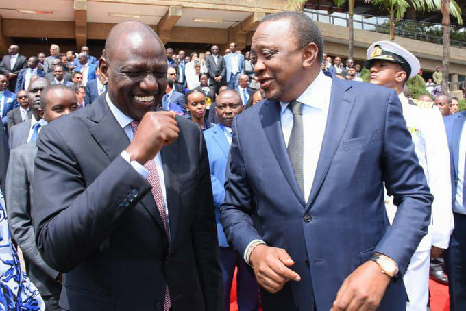 Deputy President  William Ruto, from top State House insider to prayer warrior