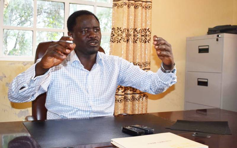 Don't just oppose, recommend what you want included, Kaluma tells BBI critics