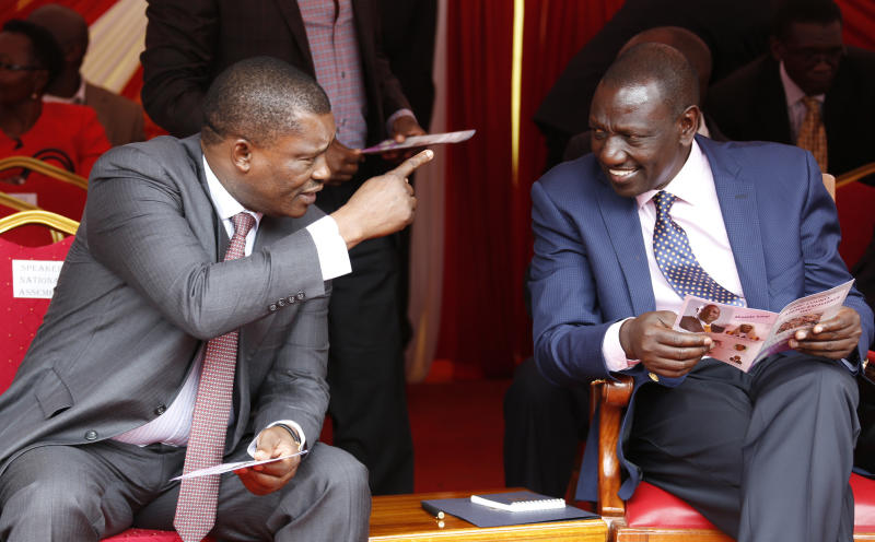 Join 'Hustler' camp - DP Ruto's Mt Kenya allies challenge Speaker Muturi