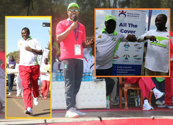 Eldoret City Marathon: Leaders root for more sports support