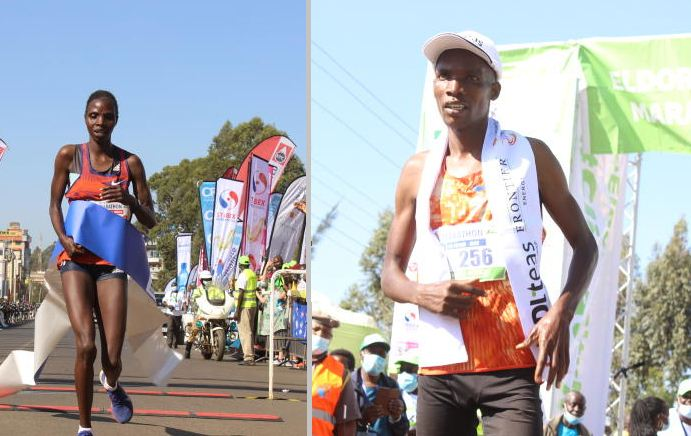 Eldoret Marathon winners now eye glory in Abu Dhabi