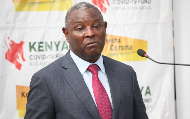 Equity Bank boss caught up in fight over city property