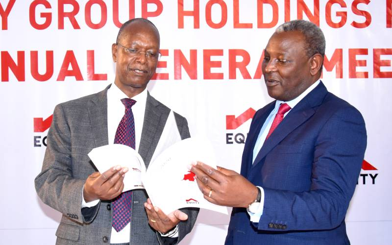 Equity Group amends Articles of Association to reinforce governance structures