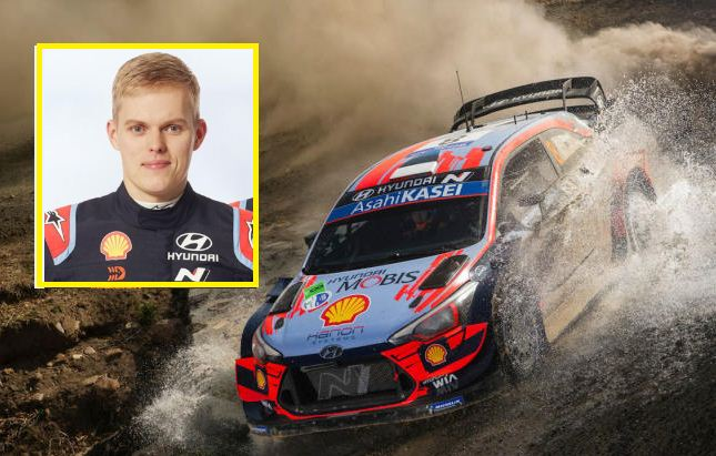 Estonian speedster Tanak says he is ready for tough Safari Rally