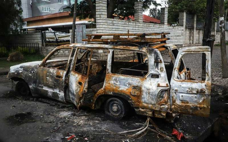 Ethiopia files terrorism charges against opposition leaders