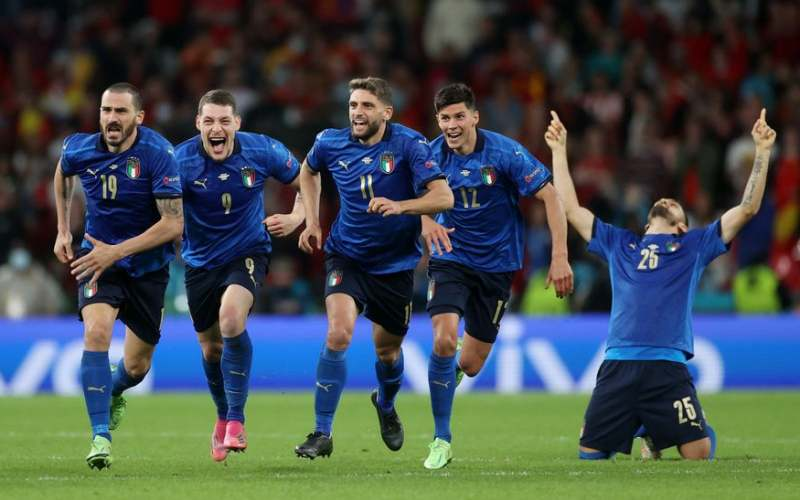 Factbox: Italy's road to the Euro 2020 final