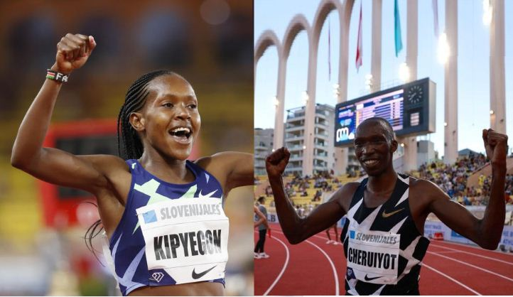 Faith lays down early marker ahead of Olympics