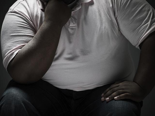 Fat chance: Kijana fupi round men can't hit sweet spot