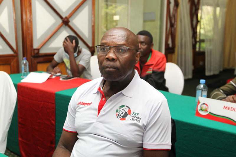 FKF asks Parliament to enact laws to curb match fixing