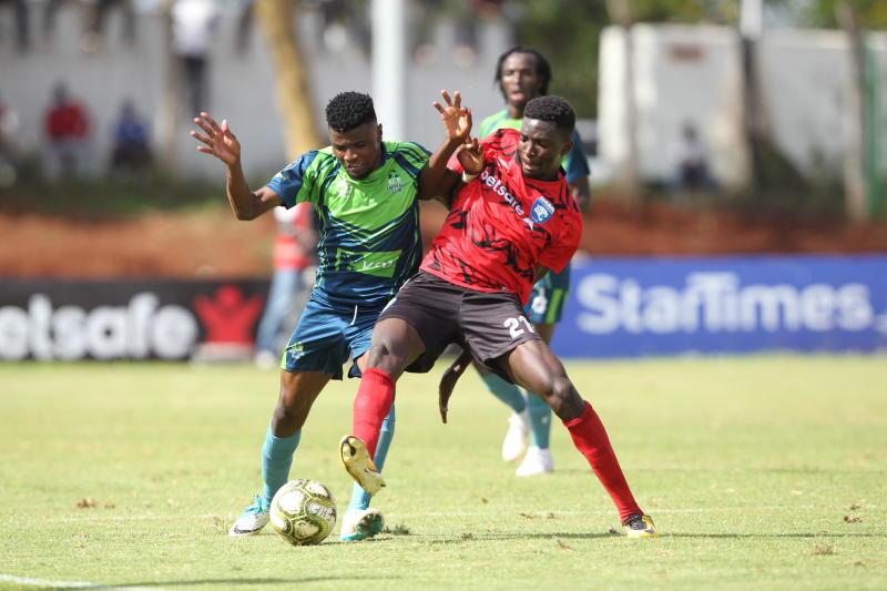FKF Premier League: Leopards end KCB's unbeaten streak