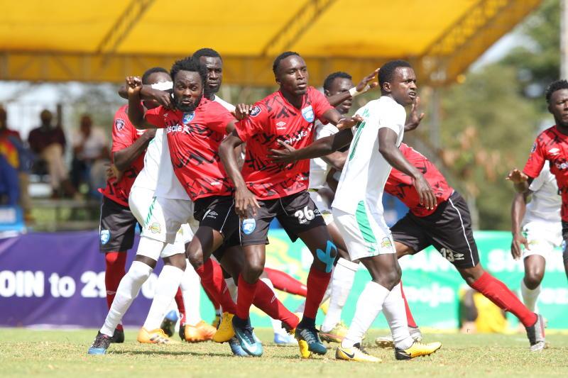 FKF Premier League: Substitute Owiti scores a wonder goal as Leopards beat Sharks