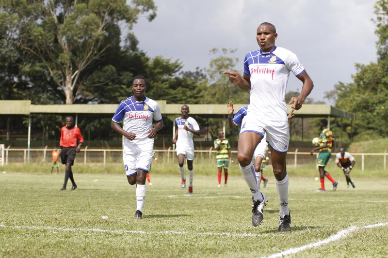 FKF Premier League promotion/relegation playoffs: Police hold Vihiga in Mumias