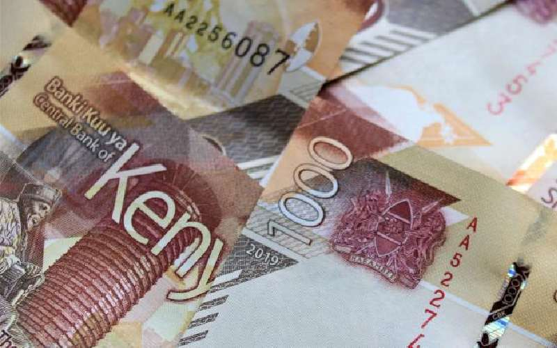 Forex reserves drop by Sh27b after debt repayment to China