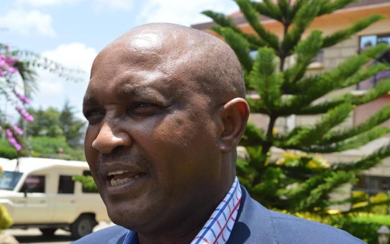 Former Imenti Central MP Gideon Mwiti is dead