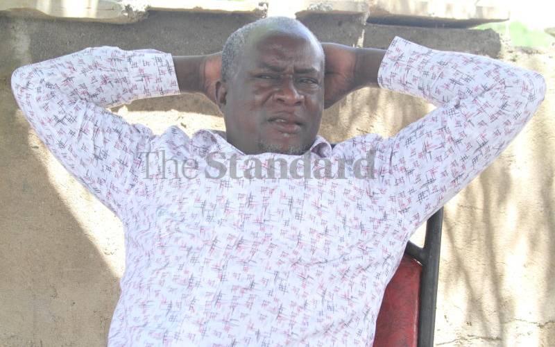Former Kibwezi MP Kalembe Ndile dies at Nairobi Hospital after long illness