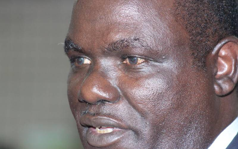 Fresh scheme to kick out Chebukati ahead of 2022