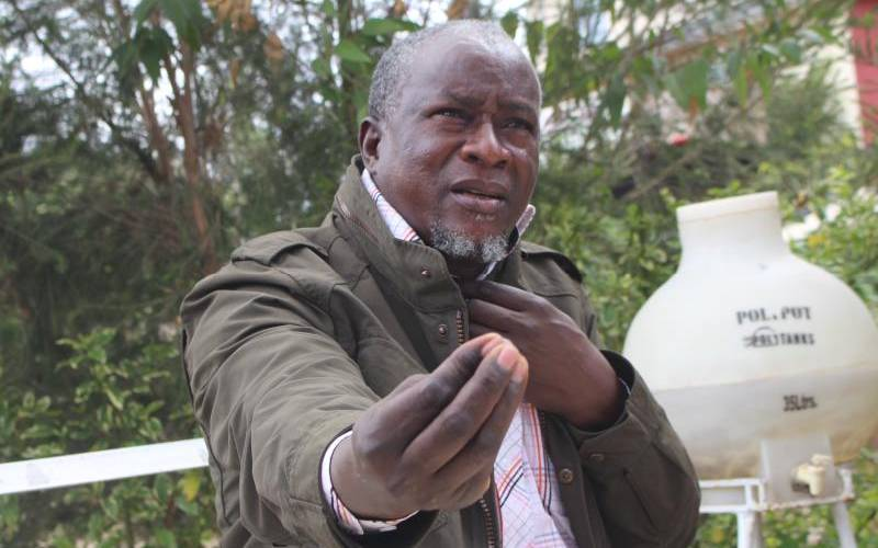 Kalembe Ndile: I got married and missed the opportunity to become a priest