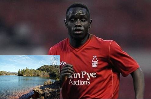 Ghanaian footballer dead at 24 after drowning in 'most deadly body of water'