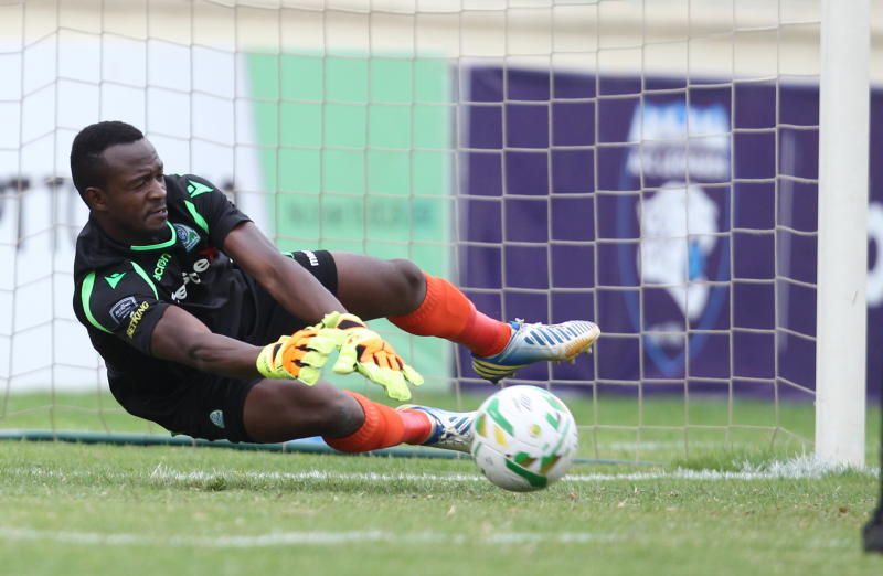 Goalkeeper saves penalties as K'Ogalo beat AFC Leopards to win FKF Betway Cup