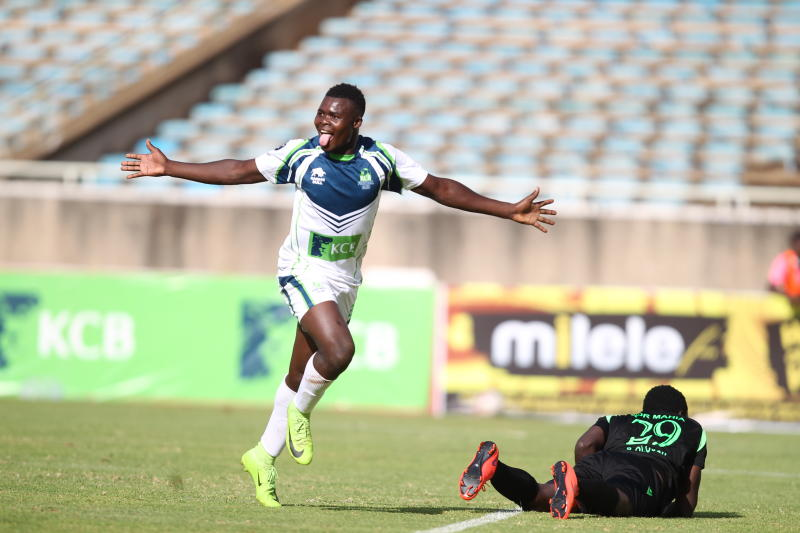 Gor Mahia 0-2 KCB: Simiyu torments Gor Mahia once again as KCB beat the champions