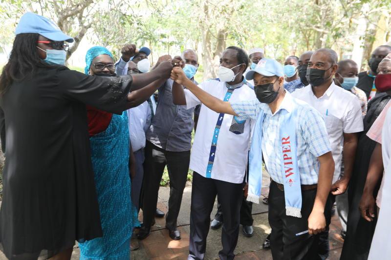 Graft money big threat to the 2022 elections, Kalonzo warns