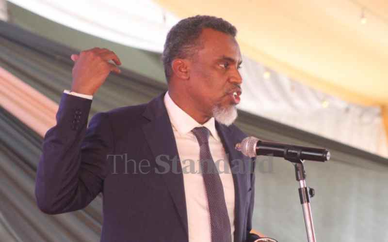 Haji proposes new strategies to achieve successful prosecutions