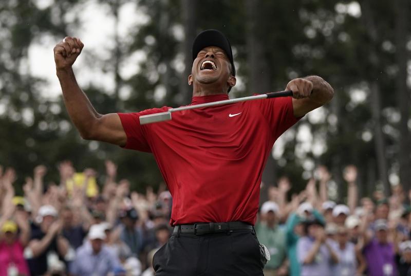 Has virus doomed Tiger's bid for historic 18th majors win?