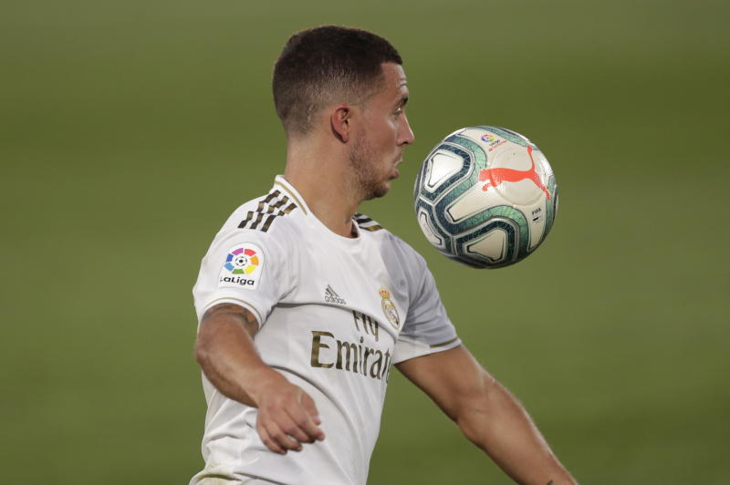 Hazard has struggled to deal with weight of Real Madrid shirt -  Capello