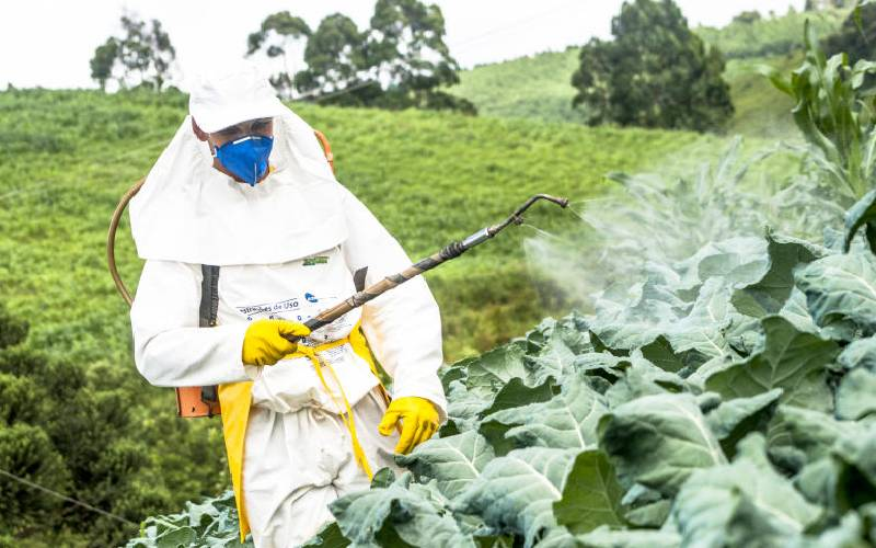 Help on the way against cancer-causing pesticides