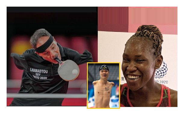 Here's how much Paralympic athletes from Kenya and other countries earn for winning medals