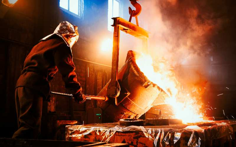 High cost of inputs hurting crucial steel sector