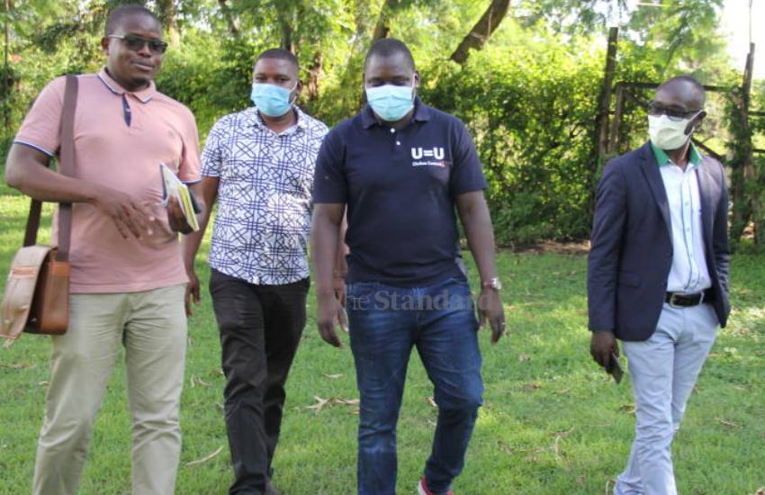 Homa Bay health workers: MCAs interfere with health services