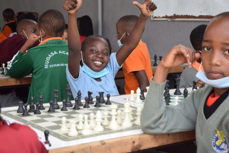 Hope as Mudasa championship marks return of chess championships in Kisumu