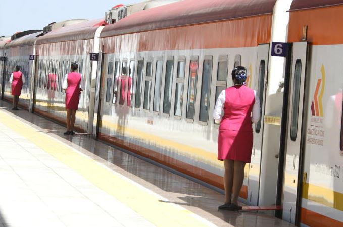 How Chinese operator robbed Kenyans at SGR