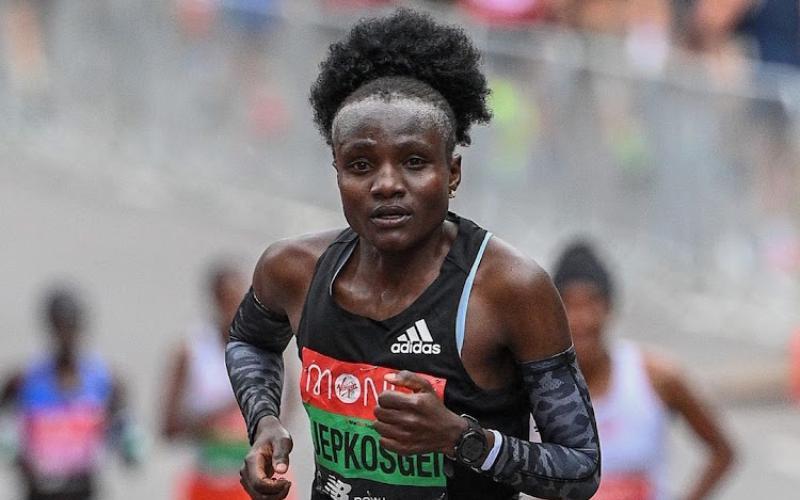 How Joyciline Jepkosgei beat champions in London Marathon