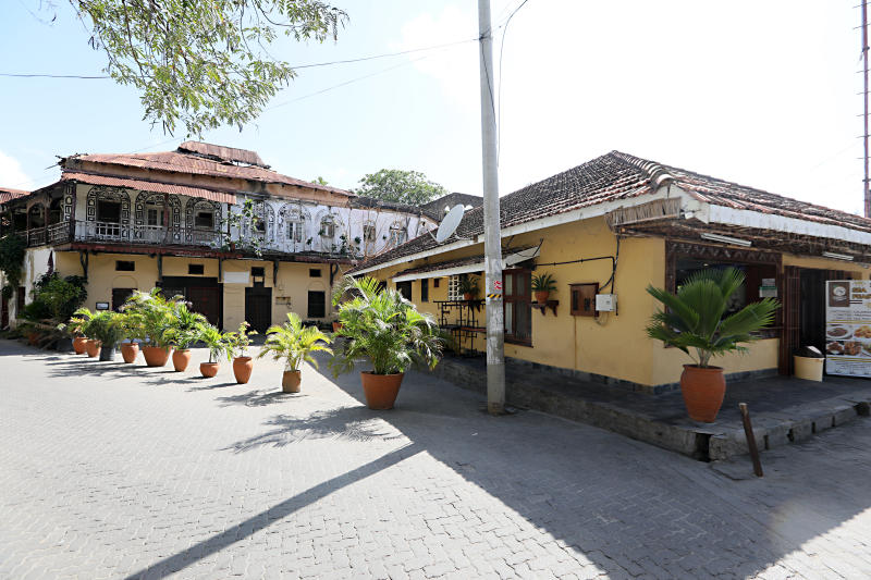 From Old Town, Mombasa, to Vigilance House: The evolution of Kenya police
