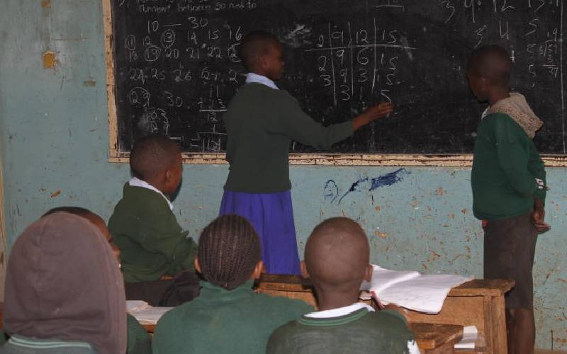 Inadequate funding is hampering access to quality education