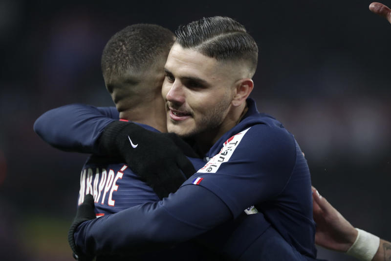 Inter Milan: PSG sign Icardi on permanent deal