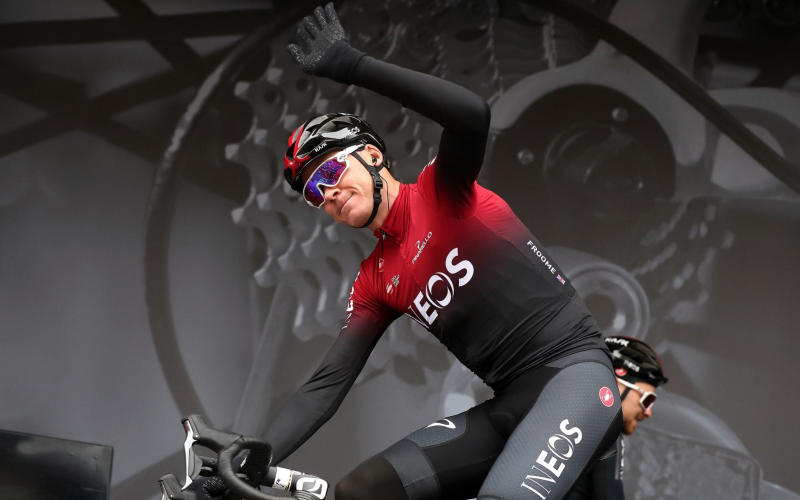 Cycling: Is it time to say goodbye Froome?