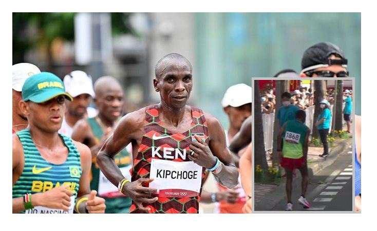 Is there any doubt that Kipchoge is now the Greatest Of All Time?