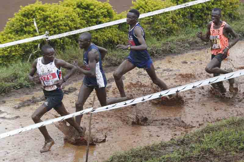 It's battle against tough conditions as Africa cross country championhips team is named