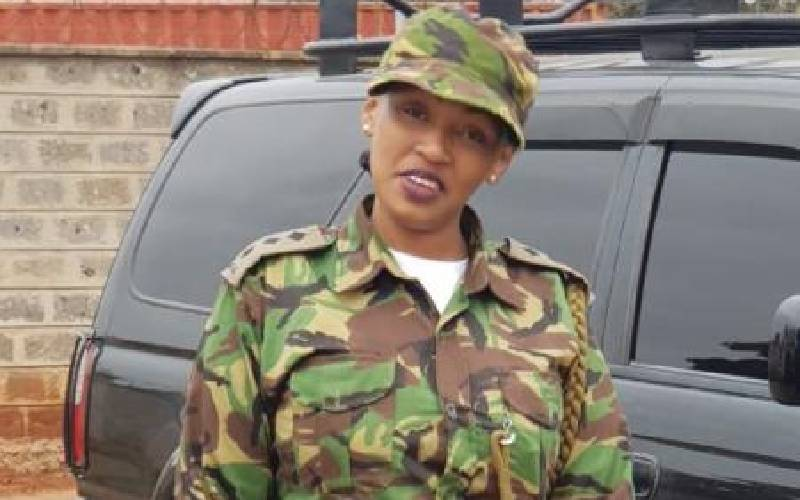 Top officer in bigamy saga dies at party - The Standard