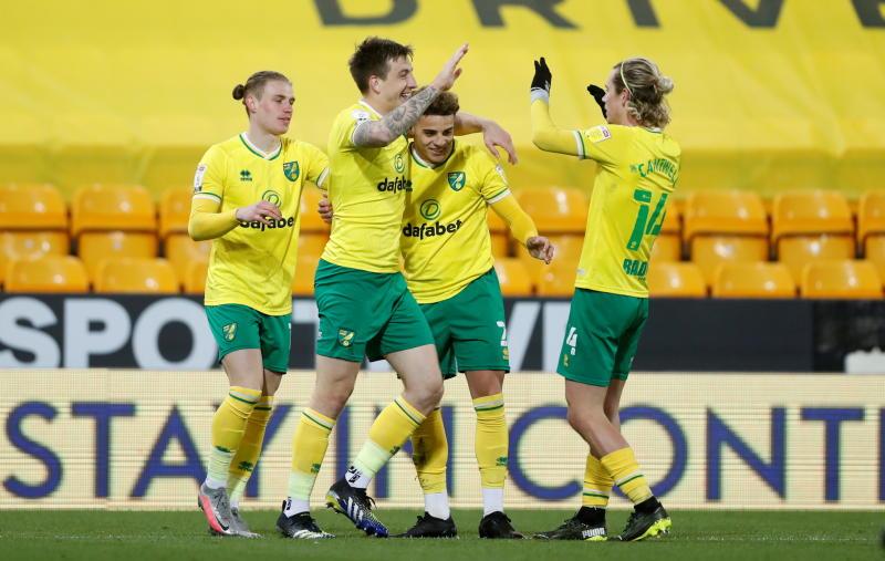 Joy as Norwich promoted to Premier League again