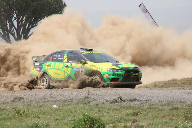 Kenya gears up for WRC Safari Rally fest