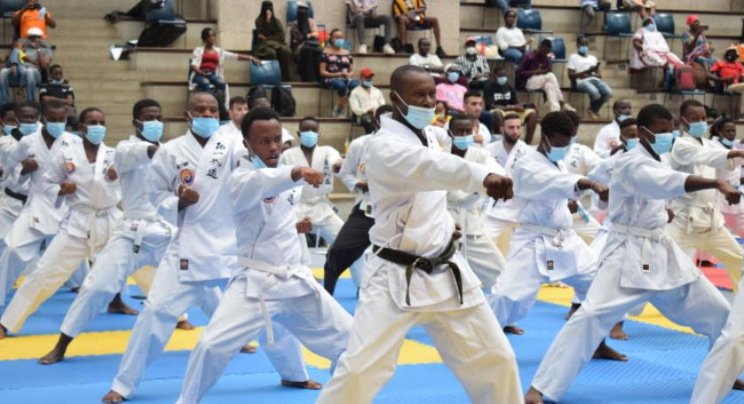 Kenya Martial Arts team wins 12 medals in Mombasa